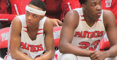 Panthers dial in from long range to down Downers North