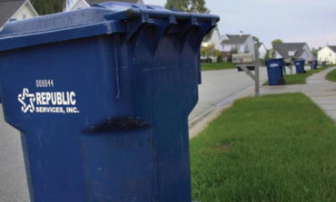Residents' garbage rates locked in for five years