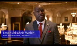 State Rep. Emanuel Chris Welch - Thoughts on the 2017 State of the State