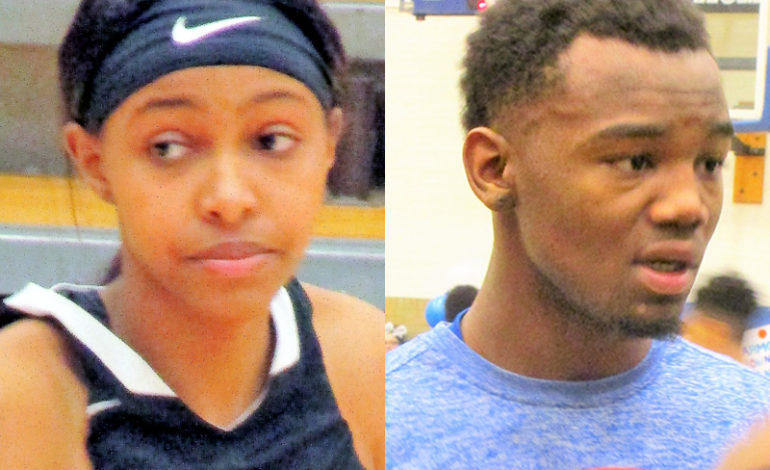 Pirate boys, girls teams sink Panthers