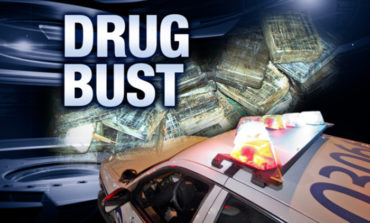 Raid nets drugs, handgun and $9,000 cash; 2 shootings also reported