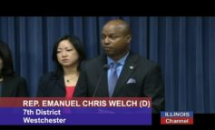 Rep Chris Welch (D) on Setting Policies that Limit Immigration Searches