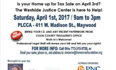 Proviso Township homeowner assistance, delinquent property tax sale