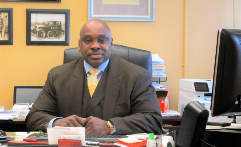 Harvey elected Bellwood's first African-American mayor