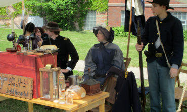 Civil War era comes alive in Maywood