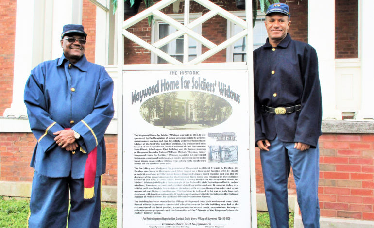 Maywood commemorates Juneteenth