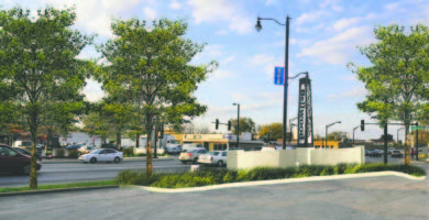 Building a village:  Bellwood takes step to brighten things up
