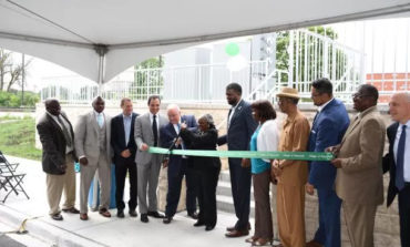Maywood celebrates grand opening of new west suburban Metra station
