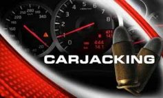 Suspect apprehended in aggravated hijacking