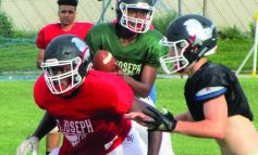 Bellwood residents helping to lead St. Joseph football renaissance