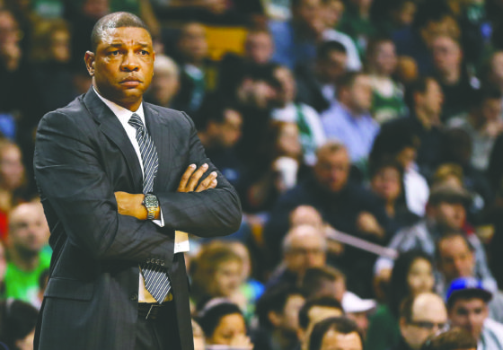 Doc Rivers is Clippers' coach only; no longer president of basketball operations