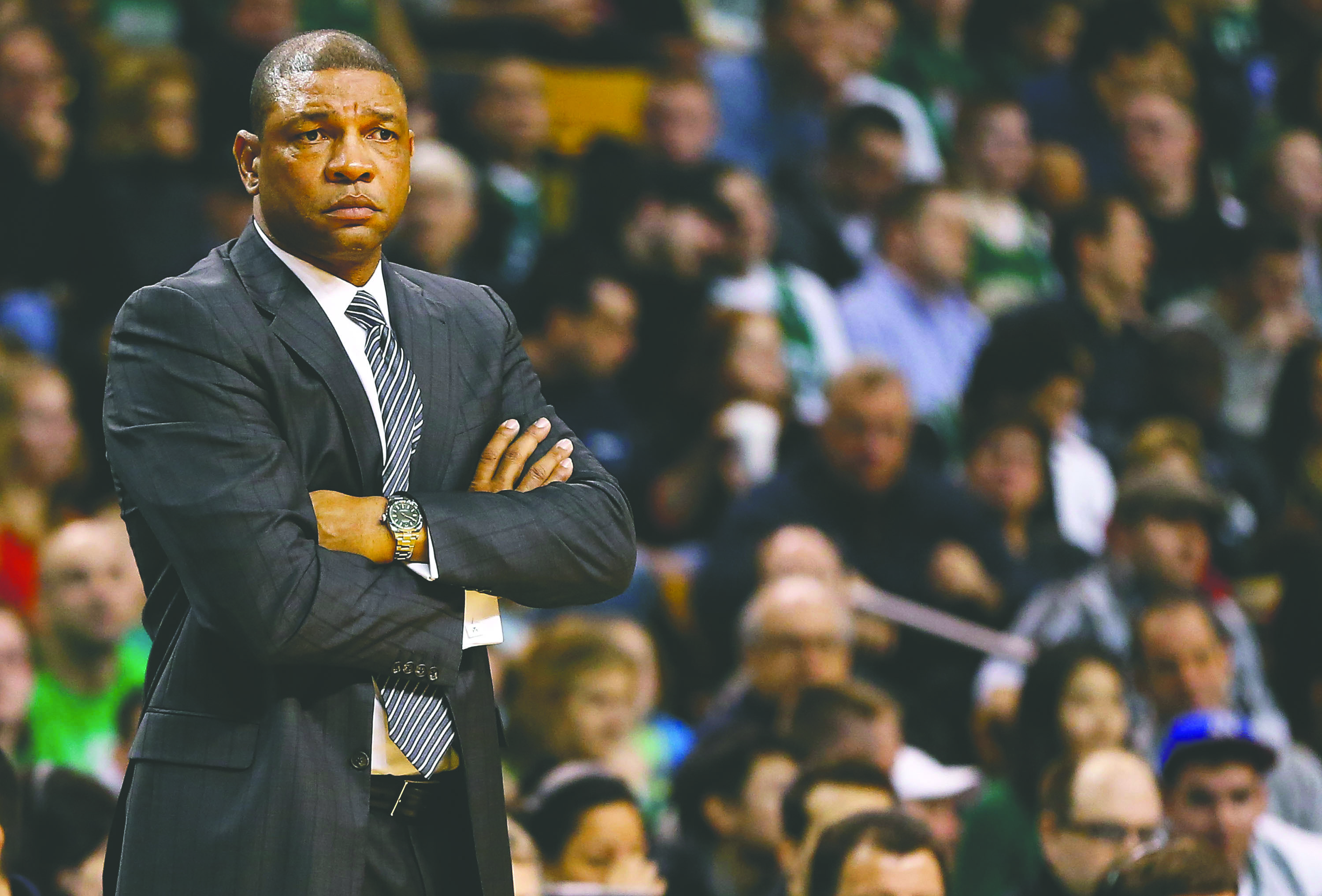 Doc Rivers is Clippers coach only no longer president of