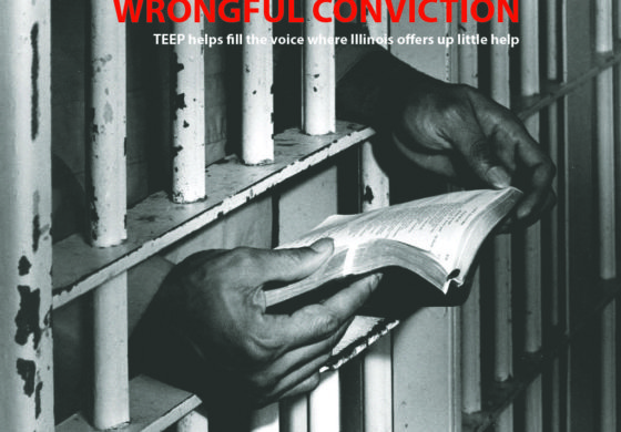 Local organization helping to exonerate prisoners who've maintained their innocence