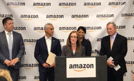 Mayor Rahm Emanuel's sights set on Amazon HQ2