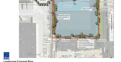 Berkeley presents plans to build 55-acre storm water retention pond