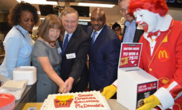 McDonald's re-opens, and Bellwood is lovin' it