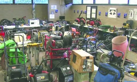 Fencing operation bust recovers half million in stolen property