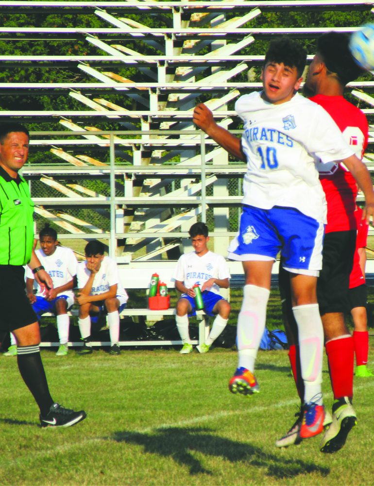 Panthers score 4 goals in 2nd half, beat Pirates
