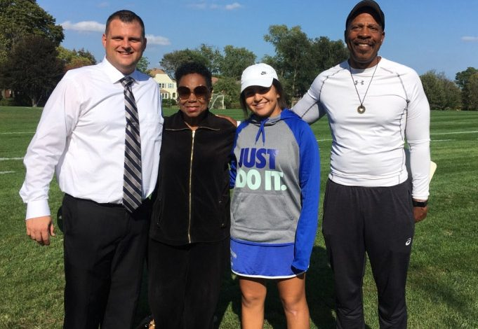PROVISO PRIDE: An Interview with Janet Buenrostro, First Proviso East Female Tennis Player to Qualify for State Tournament