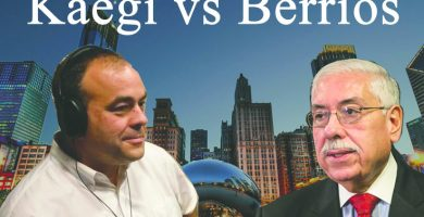 Loyalty fades for the old guard, Orr backs Berrios opponent Fritz Kaegi