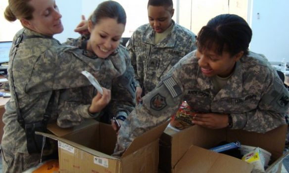 Proviso Township Seeks Donations for Troops