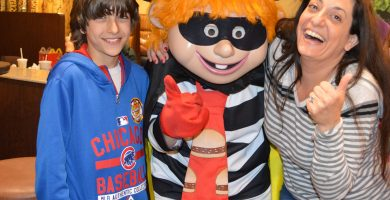Westchester McDonald's re-opens with grand celebration and event lineup