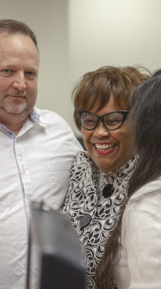 World travelers make Cook County  Clerk's Office their first stop of 2019