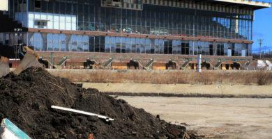 Melrose Park annexes old Maywood Park site