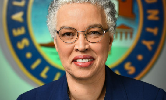 President Toni Preckwinkle Releases Report and Findings Commissioned from the Cook County  Anti-Harassment Working Group