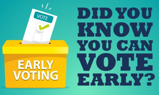 Suburban Cook County Early Voting on record-setting pace Turnout already has surpassed Primary totals for 2008, 2012
