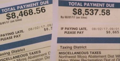 Cook County Property Owner Tax Bill Payments Extended until October 1st