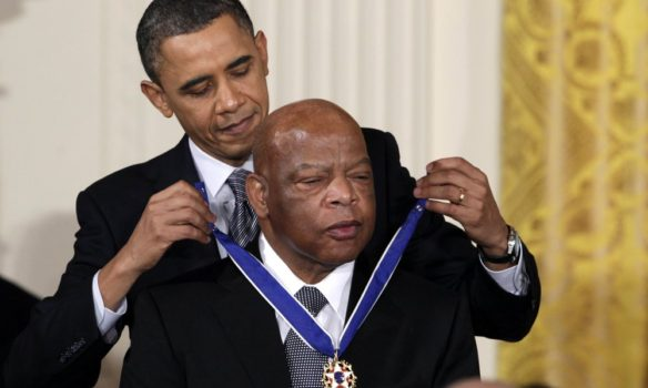 Remembering John Lewis, civil rights icon and American hero'