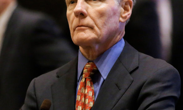 Madigan Suspends Re-election Campaign For  House Speaker
