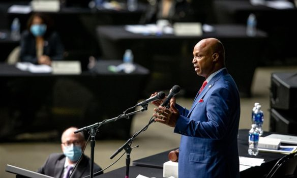 Welch becomes first Black speaker of Illinois House; Madigan steps aside