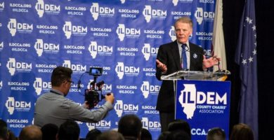 Madigan resigns as state Democratic Party chairman