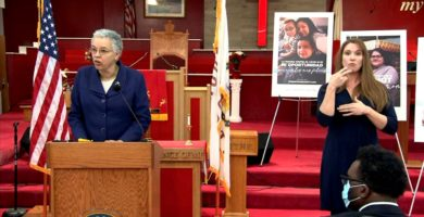 Cook County launches COVID vaccine campaign 'My Shot' at PLCCA