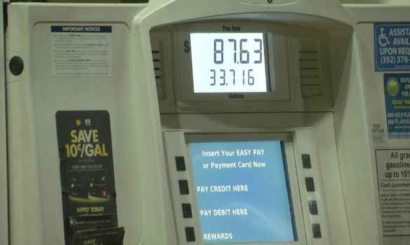 Illinois gas tops $3, highest since Pritzker doubled gas tax in 2019